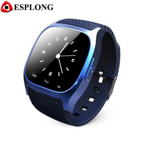 JRGK M26 MTK6261D Bluetooth Smart Watch MP3 Music Player Pedometer Smartwatch Calls Remind APP Wearable Devices for Android IOS