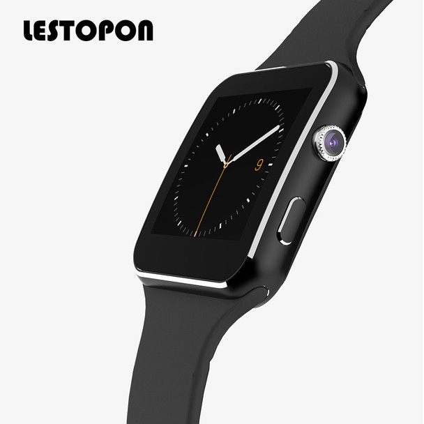 LESTOPON Bluetooth Smart Watch Smartwatch With Pedometer Dial Call Sleep Tracker HD Screen Wrist Wearable Devices For Phones