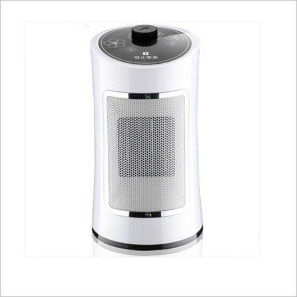 82703 Portable and Durable Remote control Smart Fan Heater with touch screen Mini energy-efficient and safe air conditioners