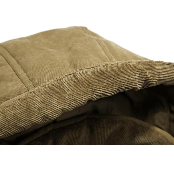 2017 New Arrival Top Quality Men Warm Parkas Heavy Wool Men Winter Jacket Men 2 in 1 Coat Size M-4XL