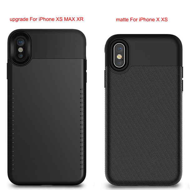 XS MAX Case For iPhone XS Wallet Credit Card Holder Hybrid Business Matte Phone Cover For iPhone XR X 10 Cases Coque 2018 Funda
