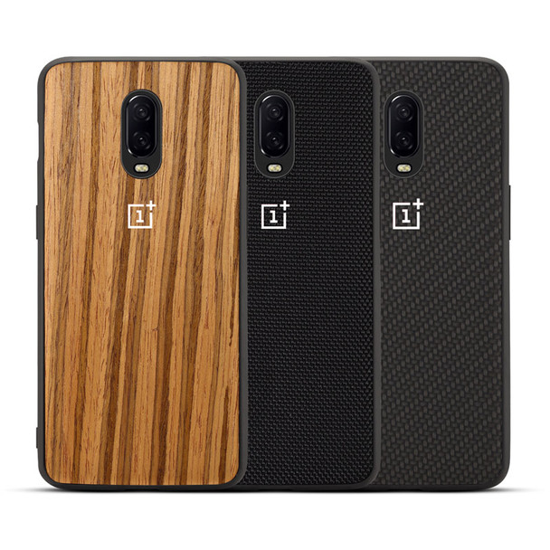 New Phone Case for OnePlus 6t Sandstone Silicon Nylon Bumper Case for One plus 6t Phone Cover