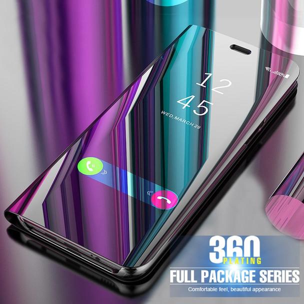 For Huawei P Smart Mirror Case Clear Smart View Flip Cover For Huawei P Smart Plus PSmart Fig-LX1 INE-LX2 FIG-LA1 Fundas Coque