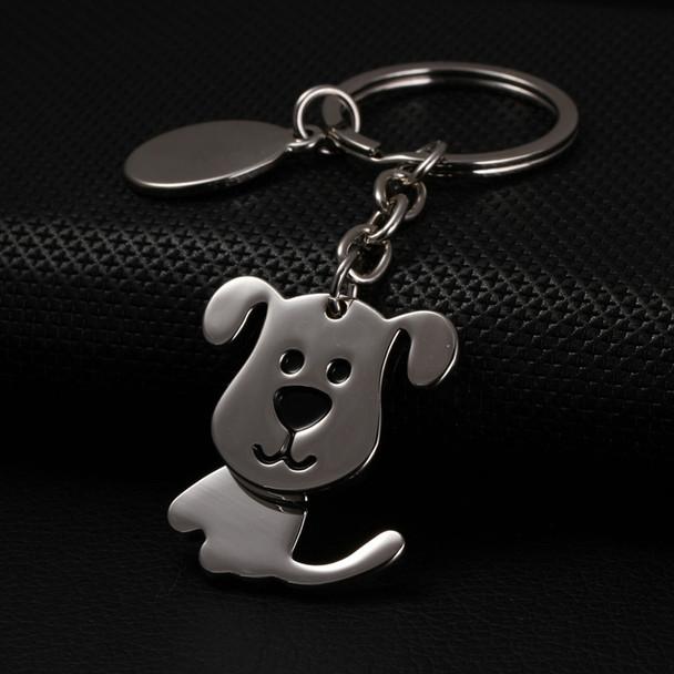 dog keychain keyfob cute key ring for women puppy key chain llaveros mujer high quality portachiavi key holder chaveiro