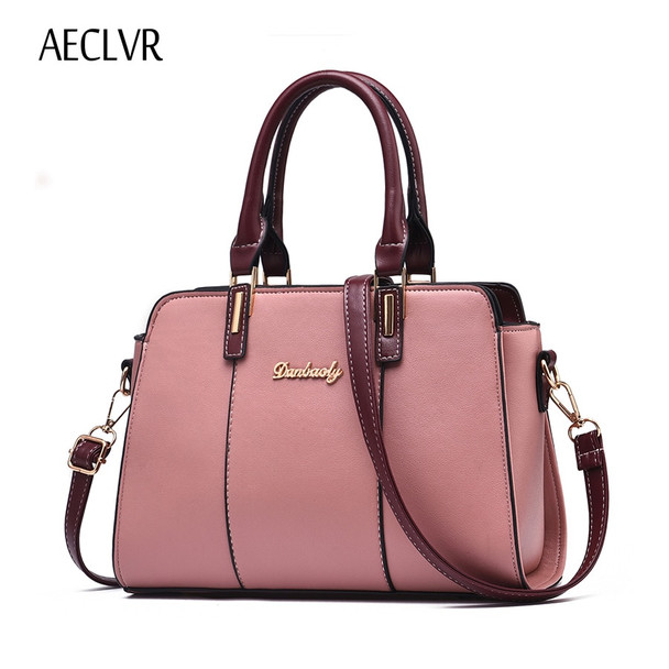 AECLVR women shoulder bag Large capacity crossbody bags for women 2018 elegant Ladies luxury handbags women bags designer bolsas