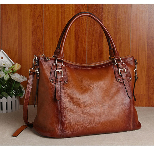 NEW Women Handbags Genuine Soft Cow Leather Fashion Large capacity Shoulder Bags High Quality Female woman messenger bags