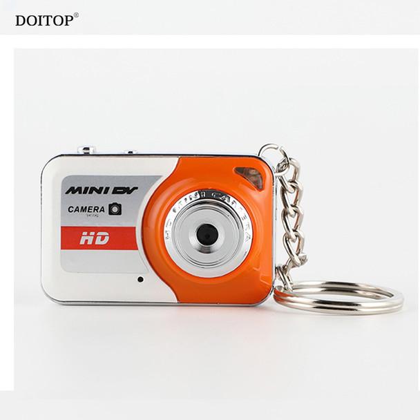 1280*1024 Portable USB Charging Hi Speed HD Mini Camera Digital Video Camera Mini DVR Camera Camcorders Video Recorder keychain camera
