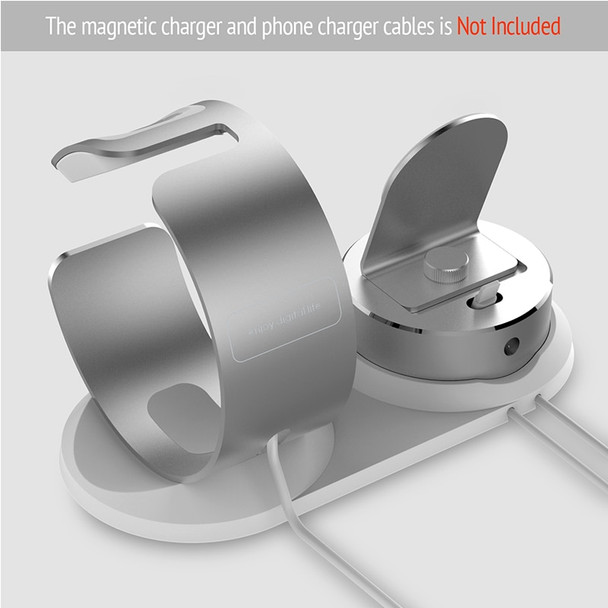 3 in 1 DIY Charge Holder For Apple Watch 3/2/1 adjustable Charging stand for iPhone for Airpods Charger station Desk Dock