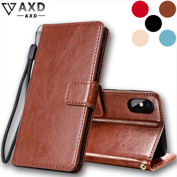 Flip leather case for ZTE Nubia M2 NX551J Lite NX573J N1 NX541J NX597J fundas wallet style stand coque capa cover for N2 NX575J