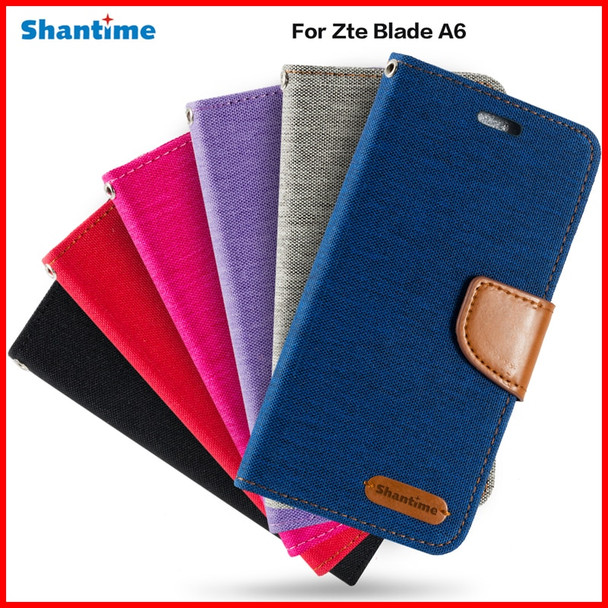 For Zte Blade A6 Flip Phone Case  For Zte Nubia Z11 Z11 Mini Z11 Mini S Nubia N1 Business Leather Book Case Silicone Back Cover