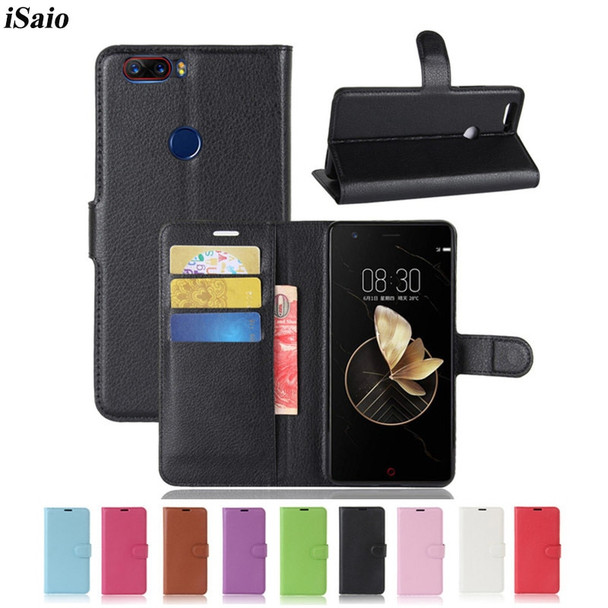 For ZTE Nubia Z17 N1 lite N2 Case Wallet Cover Flip Leather Case for ZTE Nubia N2 N1 Lite Phone Cases Stand Card Holder NX597J