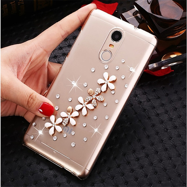For Huawei honor 10 9 lite 8X 8C 8 7X 7A 7C 6C PRO NOVA 3i 3 MATE 20 lite Y9 2019 Bling Crystal Diamond Rhinestone Cover Case