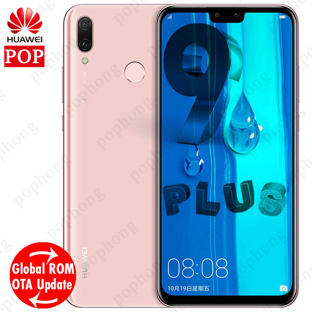 Global ROM Huawei Y9 2019 Enjoy 9 plus Mobile Phone6.5''Full Screen Hisilicon Kirin 710 Octa Core Android 8.1 4000mAh Smartphone