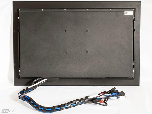 "19"" waterproof Mirror TV for Bathroom, Analog tuner (NTSC, PAL, SECAM), AVS190FS. Free shipping."