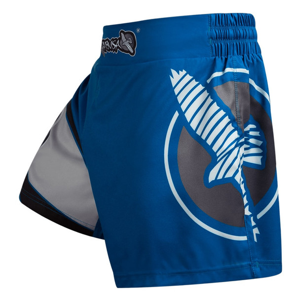 Men's Black Blue Fight Boxing Fitness Breathable Quick Dry Pants boxing shorts muaythai shorts Tiger Muay Thai shorts mma boxeo