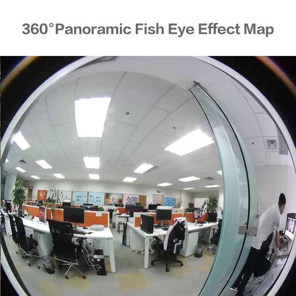 SDETER Bulb Lamp Wireless IP Camera Wifi 960P Panoramic FishEye Home Security CCTV Camera 360 Degree Night Vision Support 128GB