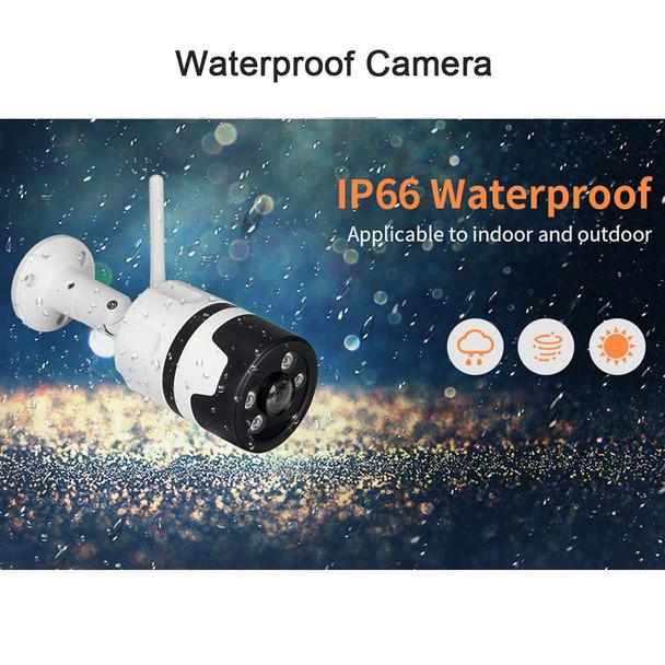 INQMEGA Wifi Outdoor IP Camera 1080P 720P Waterproof Wireless Security Camera Two Way Audio Night Vision P2P Bullet CCTV Camera