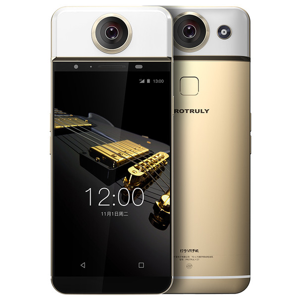 PROTRULY D7 5.5 inch AMOLED 360 Degree VR 26MP 4G Android MTK6797 Mobile Phone Helio X20 Deca Core 3G+32G Smartphone