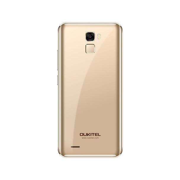 OUKITEL K5000 5.7-inch 4G-LTE Fingerprint Smartphone 5000mAh 4GB RAM 64GB ROM 720*1440P Android 7.0 Front 21MP Back 16MP