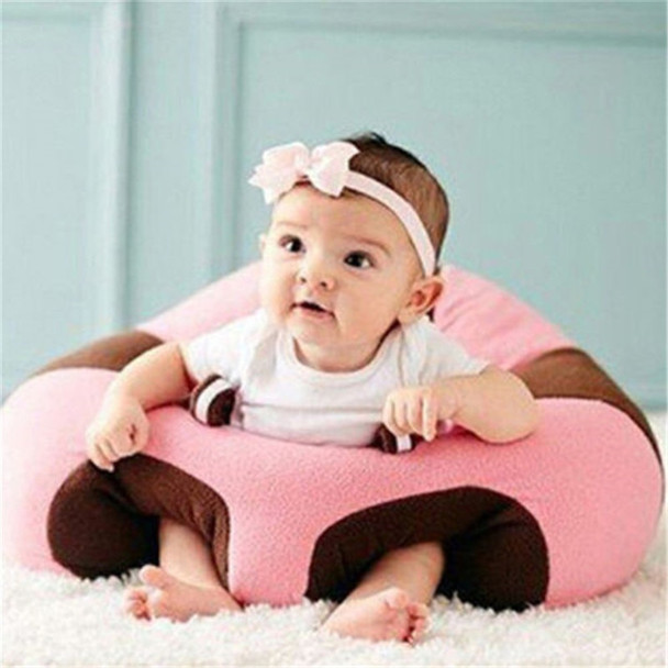 Comfortable Kids Baby Support Seat Sit Up Soft Chair Cushion Sofa Plush Pillow Toy Bean Bags Seats Chairs