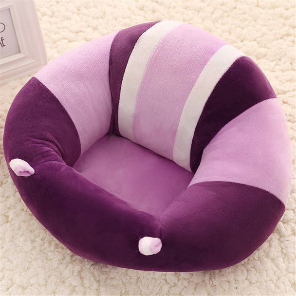 Baby Cartoon Animal Plush Support Seat Sofa Soft Bean Bag Chair Cartoon Kids Chair for Christmas/Children's Day Gift 45*40CM