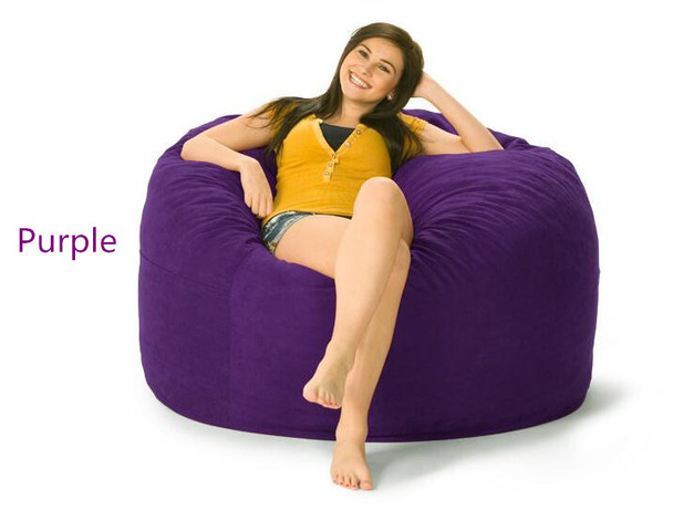 BEAN BAG chair for adult lazy beanbag COVER only supply ,without the inside filler