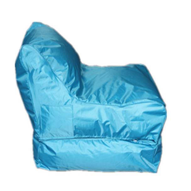Just a Cover! Foldable Bean Bag Chair for Relax Oxford Fabric Pouf Seat for Office Dropshipping Beanbag bed in Living Room