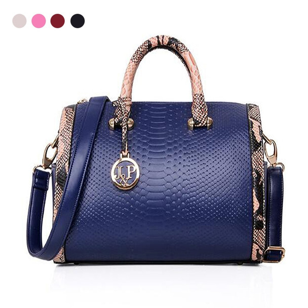 c67044d501d4 Fashion Handbags Women Crossbody Leather Bag Boston Pillow Irregular Handbags  Black Red Blue Lady ...
