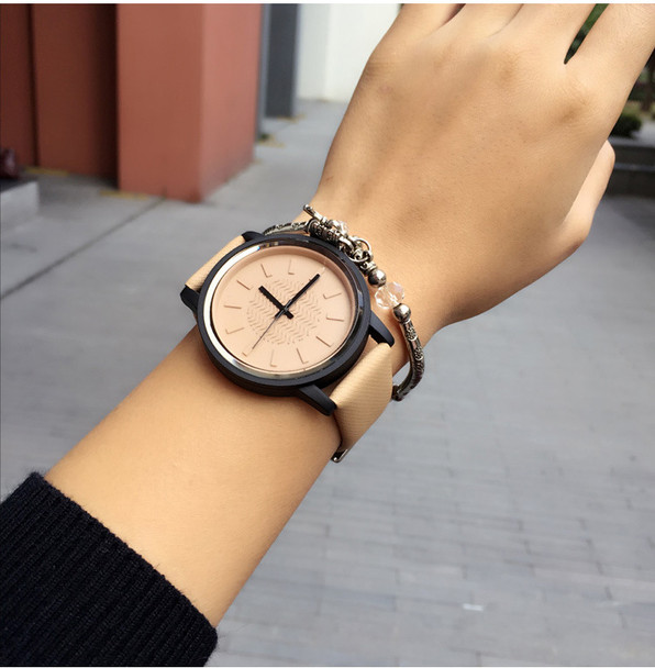 2017 New Fashion Classic Simple Style Top Famous Luxury brand quartz watch Women casual Leather watches Clock relogio feminino