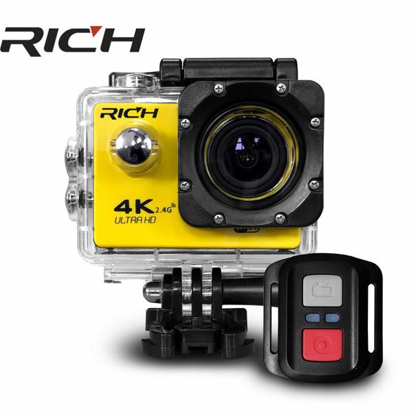 SJ7000R Waterproof Full HD 1080P Action Camera SJ7000Wifi For Gopro Hero Action Sports Camera LTPS LED 150 Degree SJ7000wi-fi