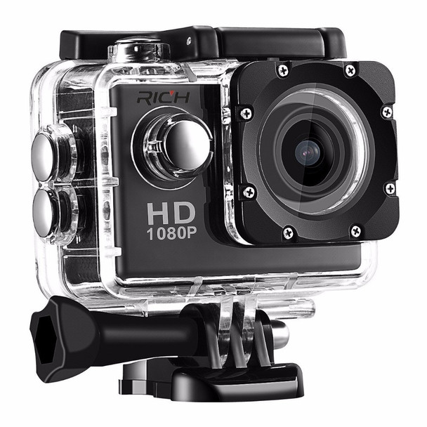 wholesale RICH D9 Waterproof Full HD 1080P Action Camera Wifi For Gopro Hero Action Sports Camera DHL 10pcs/lot