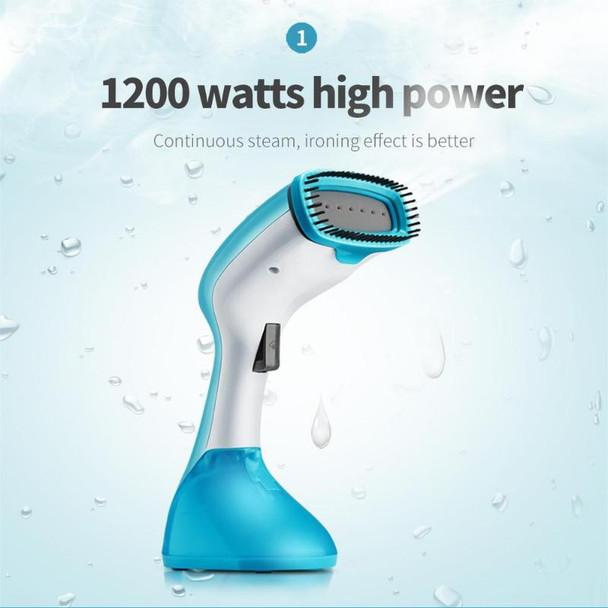1200W Semi-automatic Household Garment Steamer Handheld Iron Steamer Garment Steam Irons Portable Steam Generator