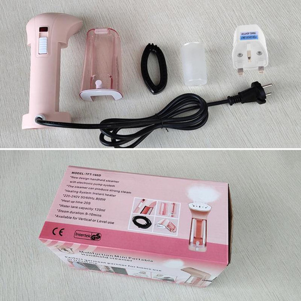 800W Automatic Handheld Iron Steamer Garment Clothes Sterilization Steamers Household Spray Steam Irons Steam Generator