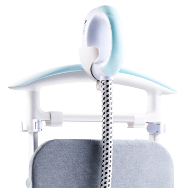 1.2L Double Pole Pressurized Electric Garment Steamer Hanging Clothes Ironing Machine Handheld Hanging Irons with Steam Brush