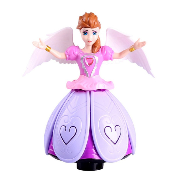 Kid Electric Toys Baby Musical Toys Dancing Doll Flashing LED Light Princess Toys Children Educational Toys Gifts For Girls #10