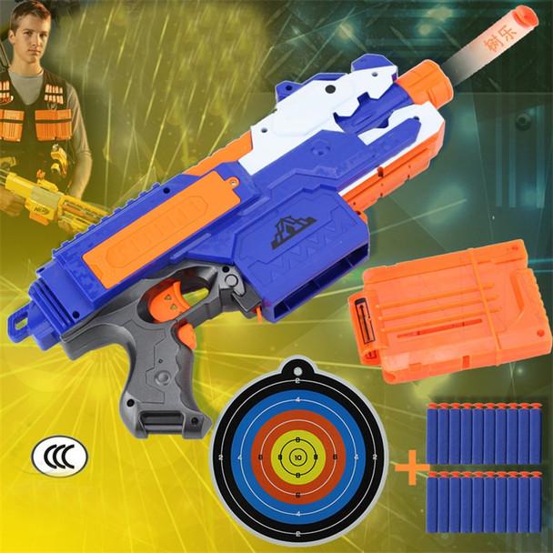 Eva2king Electric Soft Bullet Toy Gun For Children Dart Suit for Nerf Darts Perfect Suit for Nerf Gun Bullet GunsSniper Rifle