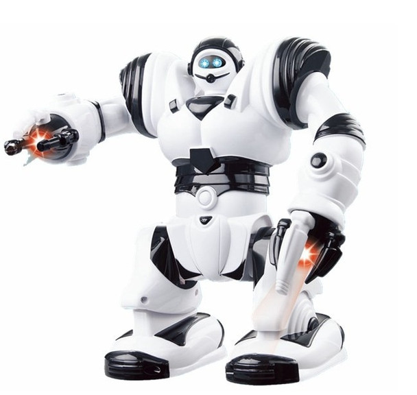 Big size Kid robot Superhero walking Electric Robot With Light Music Musical Toys For Children Infant Adult Action Figures