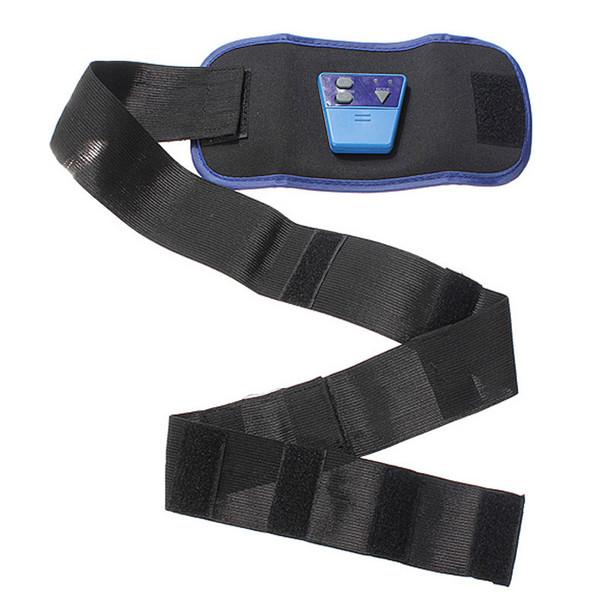 AB Gymnic Belt Electronic Muscle Arm leg Waist Body Massage Belt Slimming Fitness Health Care Sports Stimulator Sculptor Device