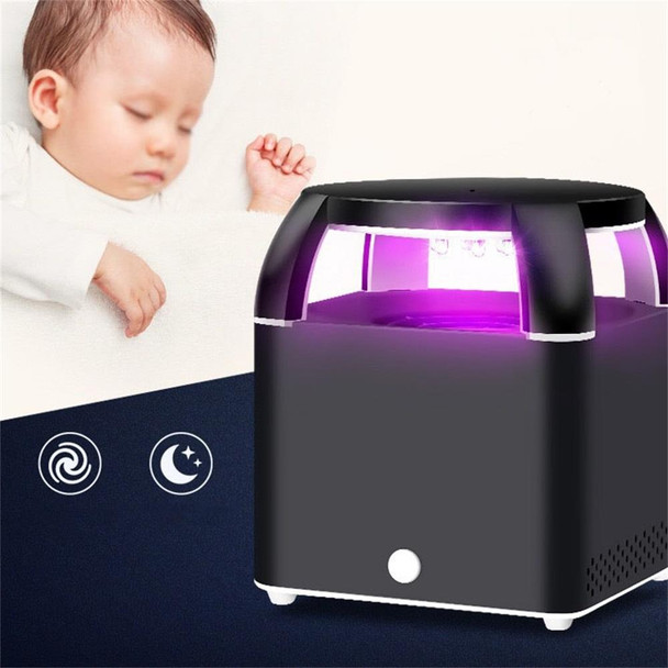 5W 220V USB Electronic LED Mosquito Killer Light Mosquito Trap Insect Killing Lamp For Living Room Bedroom Kitchen Night light