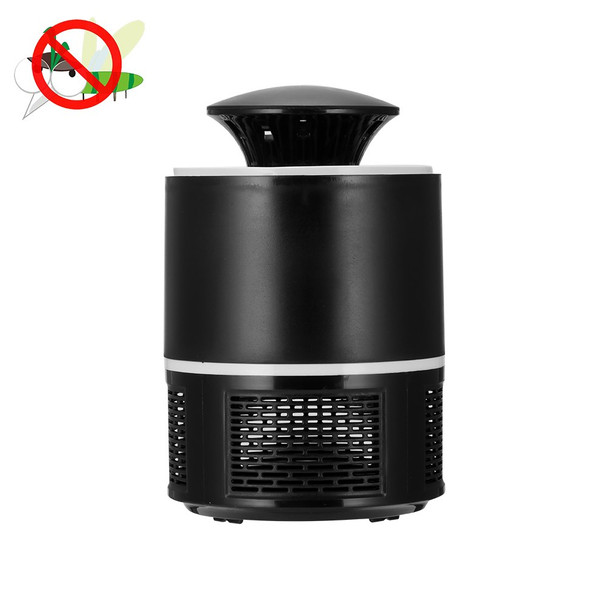 LED Mosquito Killer Light  Electronic Trap Lamp USB Powered Bug Insect Lights Killing Moth Fly Wasp Pest Repeller for Home