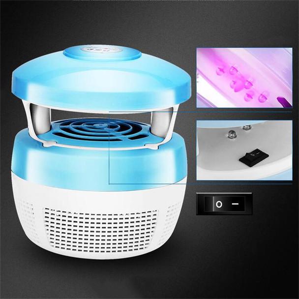 LED USB Mosquito Killer Night Light 220V LED Electronic Insect Fly Killer Killing Trap Lamp For Home Living Room Bedroom Kitchen