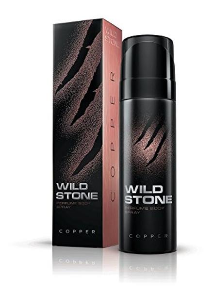 Wild Stone Copper Perfume Body Spray - 120ML