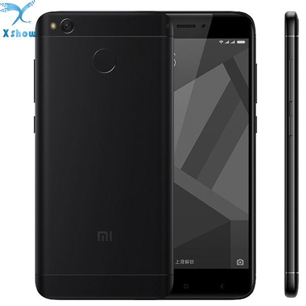 """Original Xiaomi Redmi 4X  4100mAh Battery Fingerprint ID Snapdragon 435 Octa Core 5.0"""" 720P 13MP Camera  mobilephone"""