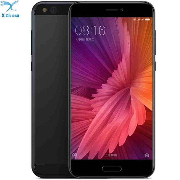 "Xiaomi Mi5c Mi 5C Pinecone S1 Octa Core 3GB RAM 64GB ROM Cell Phone 9V 2A 5.15"" 1080P FHD 12.0MP Fingerprint ID MIUI 8"