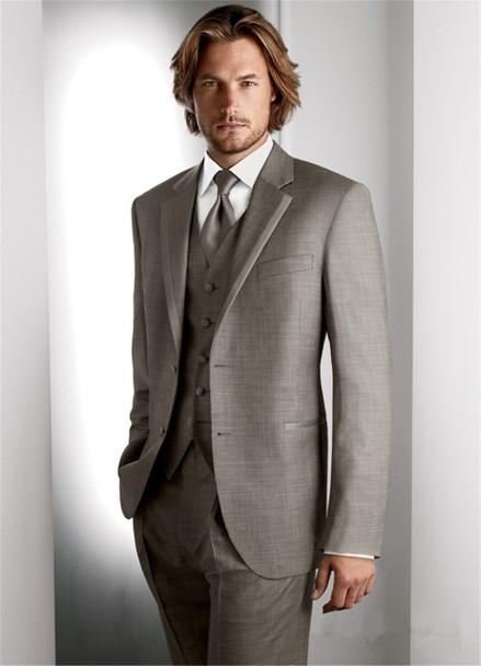 2018 Fashion Groom Tuxedos Blazer Shawl Lapel Costme Homme Terno Meeting Club Wear Elegant Men Wedding Suits (Jacket+Pants+Bow)