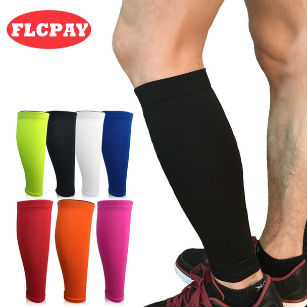 1PCS Base Compression Shin Guard Leg Sleeves Cycling Men Women Leg Warmers Running Soccer Football Sports Calf Support Protector