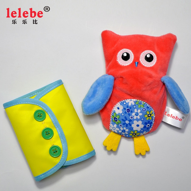 toys for children educational toy Owl baby teaching aids baby toys lelebe