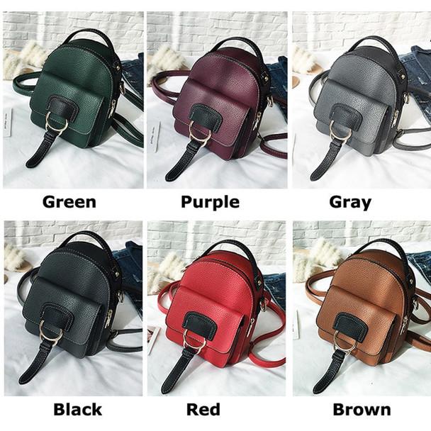 2017 Women Leather Backpack children backpack mini backpack women cute back pack backpacks for teenage girls small shoulder bags