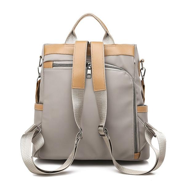 Anti theft woman backpack Waterproof nylon Shoulder Bags for female school bags multifunctional travel backpack Big Back Pack
