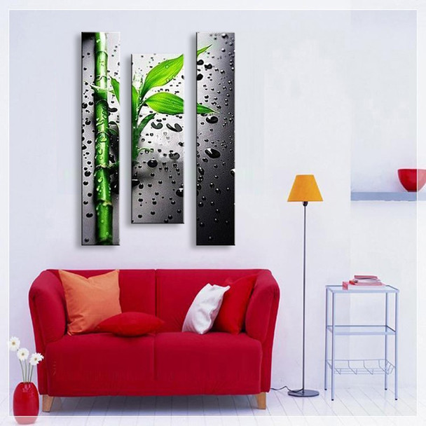 handmade oil painting on canvas modern 100% Best Art bamboo oil painting original directly from artis FL3D-101
